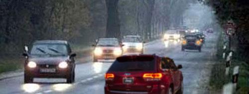Тема 6. Управление транспортным средством при наличии неисправностей или условий, при которых эксплуатация транспортных средств запрещена. 03