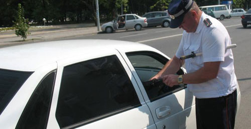 Тема 6. Управление транспортным средством при наличии неисправностей или условий, при которых эксплуатация транспортных средств запрещена. 06