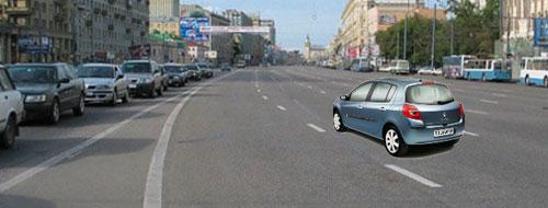 Тема 15.1. Нарушение правил расположения транспортного средства на проезжей части. 04