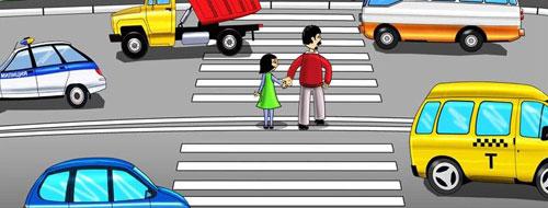 Тема 18. Непредоставление преимущества в движении пешеходам или иным участникам дорожного движения. 01
