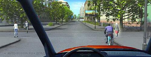 Тема 18. Непредоставление преимущества в движении пешеходам или иным участникам дорожного движения. 08