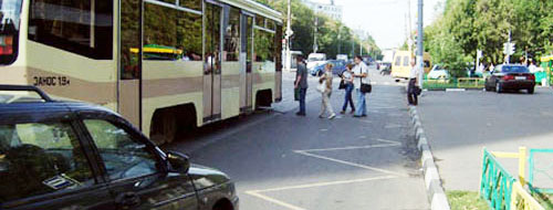 Тема 18. Непредоставление преимущества в движении пешеходам или иным участникам дорожного движения. 10