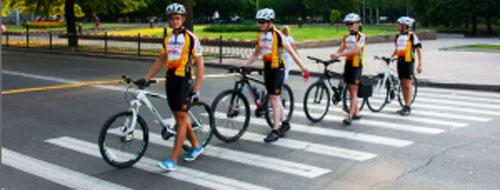 Тема 29. Нарушение Правил дорожного движения велосипедистами.