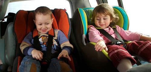 В каких случаях запрещается перевозка детей
