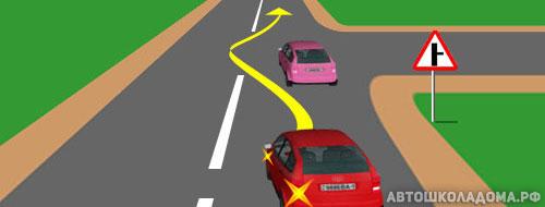 Правила дорожного движения обгон