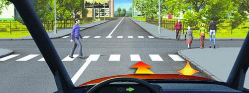 Проезд регулируемых и нерегулируемых перекрестков реферат 2232