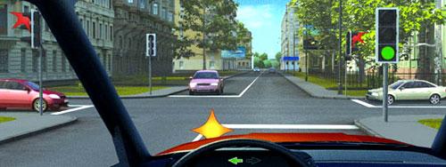 Равномерный проект перекрестка направлении кому вы должны уступить дорогу