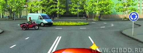 Тема 13.2. Нерегулируемые перекрёстки неравнозначных дорог. 15.bilety-pdd_new2017-1